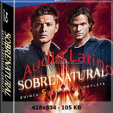 Supernatural Audio Latino 5