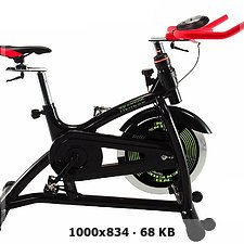 Bicicleta Spinning ENEBE FITNESS EUROPA 010 - 275 €