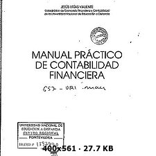 Manual Práctico de Contabilidad Financiera
