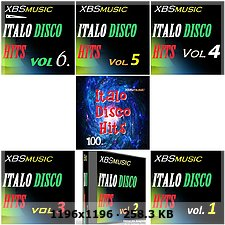 ItaloDiscoHitsCollections (2011-16)150CDs(076-090) - Identi