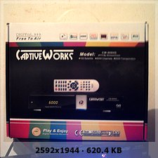 Captive Works 900 HD