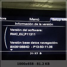 Audi RMC/MMI Firmware/Software Update (NOT MAPS) - AudiWorld